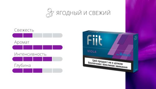Табачные стики fiit вкусы электронная сигарета hqd многоразовая купить с доставкой